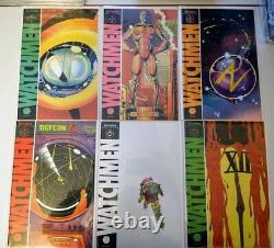 Watchmen #1-12 (1986) Série Complète Des Pn Alan Moore Dave Gibbons DC Comics