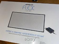 Westcott Flex 1' X 2' Bi-color Led Mat Cine Set /complete / Great
