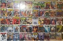 Wolverine #1-189 Nm Presque Complet 189 Questions De Haute Qualité Marvel Comics Set Lot