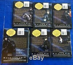 Zorro Le Walt Disney Complete 1ère Saison (5 Disc Set) Dvd, Exc Couleur Cond